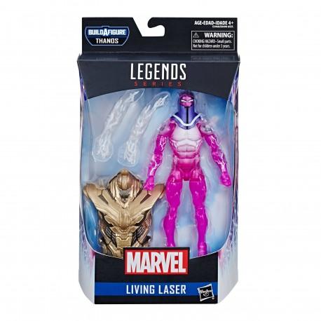 "Marvel Legends Series 01 'Avengers: Endgame' Actionfigur Living Laser (Marvel Comics) 6"" (15 cm)"