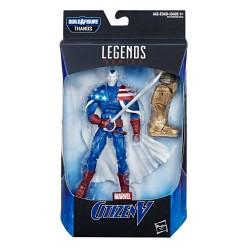 """Marvel Legends Series 01 'Avengers: Endgame' Actionfigur Citizen V (Marvel Comics) 6"""" (15 cm)"""
