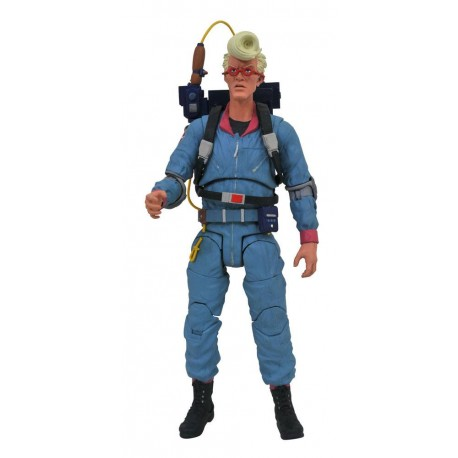 Ghostbusters Select Serie 9 Actionfigur Egon (18 cm)