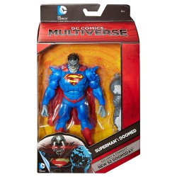 DC Multiverse Actionfigur Superman Doomed (15 cm)