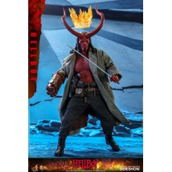 Hellboy Hot Toys Movie Masterpiece Actionfigur 1/6 Hellboy (32 cm)