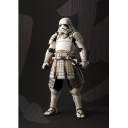 Star Wars Meisho Movie Realization Actionfigur Ashigaru First Order Stormtrooper (17 cm)