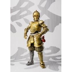 Star Wars Meisho Movie Realization Actionfigur Honyaku Karakuri C-3PO (18 cm)