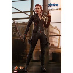 Marvel Hot Toys Avengers: Endgame Movie Masterpiece Actionfigur 1/6 Black Widow (28 cm)