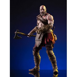 God of War (2018) Actionfigur 1/6 Kratos (33 cm)