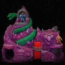 Masters of the Universe Collectors Choice Spielset Snake Mountain