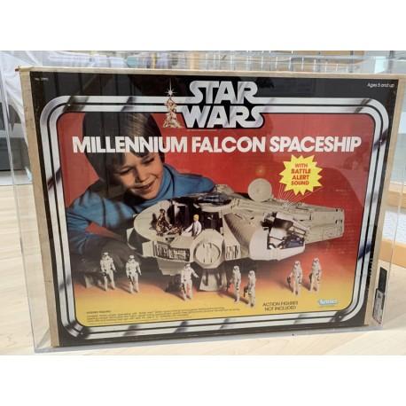 Star Wars Original Vintage Kenner Millennium Falcon 1979 AFA 80+ NM (original Verpackt)