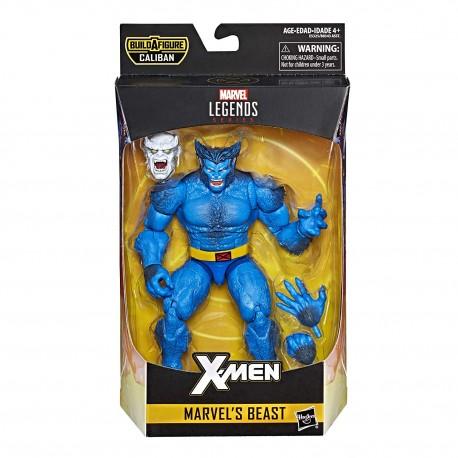 "Marvel Legends Series 04 'X-Men' Actionfigur Marvel's Beast 6"" (15 cm)"
