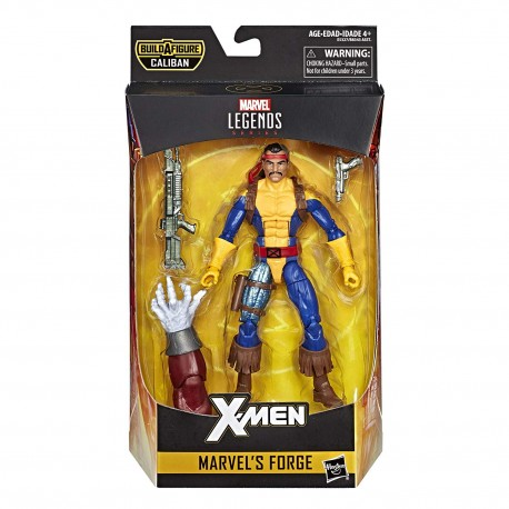 "Marvel Legends Series 04 'X-Men' Actionfigur Marvel's Forge 6"" (15 cm)"