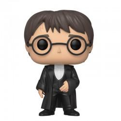 Harry Potter Funko POP! Vinyl Figur Harry Potter (Yule) (10 cm)