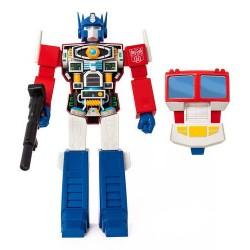 Transformers Deluxe Actionfigur Super Cyborg Optimus Prime (G1) (36 cm)