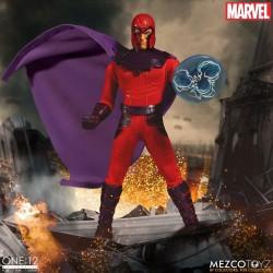 Marvel Actionfigur One:12 Magneto (17 cm)
