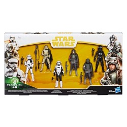 Star Wars Solo Force Link 2.0 Actionfiguren 6-Pack (10 cm) (Exclusive)