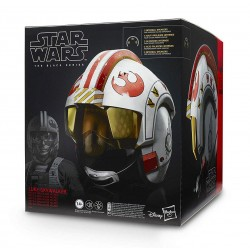Star Wars Black Series Elektronischer Premium-Helm Luke Skywalker