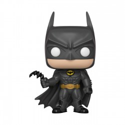 Batman 80th POP! Heroes Vinyl Figur Batman (1989) (10 cm)