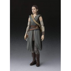 Star Wars S.H. Figuarts Rey (The Last Jedi) (15.5 cm)