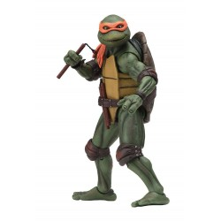 Teenage Mutant Ninja Turtles Movie (1990) Actionfigur Michelangelo (18 cm)