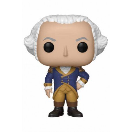 American History POP! Icons Vinyl Figur George Washington  (10 cm)