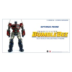 Bumblebee DLX Scale Actionfigur Optimus Prime (28 cm)