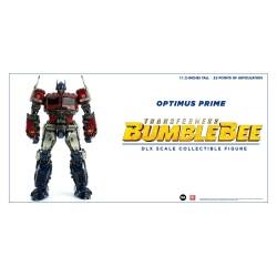 Bumblebee DLX Scale Actionfigur Optimus Prime (28 cm)