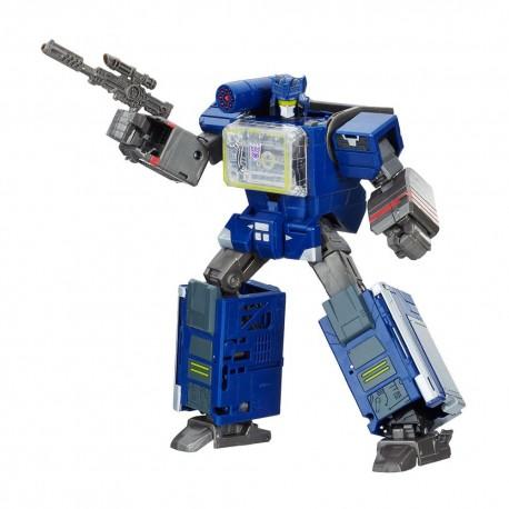 Transformers Bumblebee Greatest Hits Actionfigur Soundwave & Doombox (23 cm)