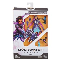 Overwatch Ultimates Core Wave 1 Actionfigur Sombra  (15 cm)
