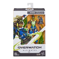 Overwatch Ultimates Core Wave 1 Actionfigur Lucio (15 cm)