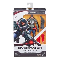 Overwatch Ultimates Core Wave 1 Actionfigur Reaper (Blackwatch Reyes) (15 cm)