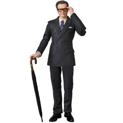 Kingsman The Secret Service MAFEX Actionfigur Harry Galahad Hart (16 cm)