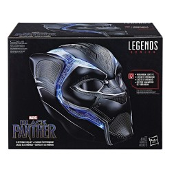 Marvel Legends Elektronischer Helm Black Panther