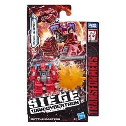 Transformers Generations War for Cybertron: Siege Battle Masters Wave 3 2019 Smashdown (4 cm)