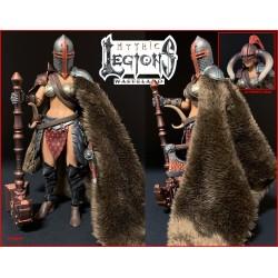 "Mythic Legions 'Wasteland' Actionfigur Cassia 6"" (15 cm)"