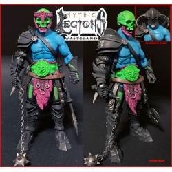 "Mythic Legions 'Wasteland' Actionfigur Kronnaw 6"" (15 cm)"