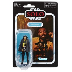 Star Wars Vintage Collection 2019 Actionfigur Lando Calrissian (Solo) (10 cm)