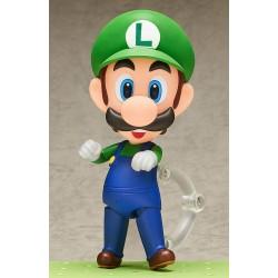 Super Mario Bros. Nendoroid Actionfigur Luigi (10 cm)