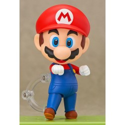 Super Mario Bros. Nendoroid Actionfigur Mario (10 cm)