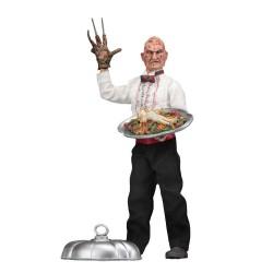 Nightmare on Elm Street 5 Retro Actionfigur Chef Freddy (20 cm)