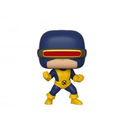 Marvel 80th POP! Heroes Vinyl Figur Cyclops (First Appearance) (10 cm)