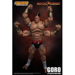 Mortal Kombat Actionfigur 1/12 Goro (22 cm)