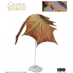 Game of Thrones Actionfigur Viserion (Version 2) (23 cm)