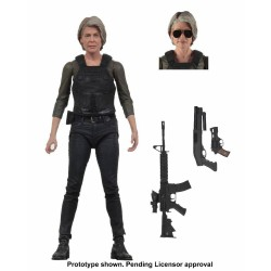Neca Terminator: Dark Fate Actionfigur Sarah Connor (18 cm)