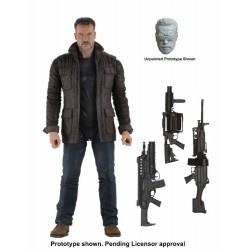 Neca Terminator: Dark Fate Actionfigur T-800 (18 cm)