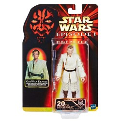 Star Wars Black Series Episode I Actionfigur Obi-Wan (Jedi Duel) (20th Anniversary Exclusive) (15 cm)