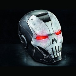 Marvel Legends Gamerverse Elektronischer Helm Punisher War Machine (Marvel Future Fight)