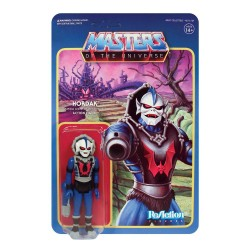 Masters of the Universe ReAction Actionfigur Wave 5 Hordak (10 cm)