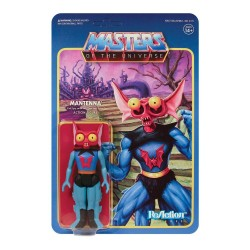Masters of the Universe ReAction Actionfigur Wave 5 Mantenna (10 cm)