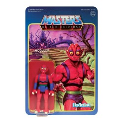 Masters of the Universe ReAction Actionfigur Wave 5 Modulok A (10 cm)