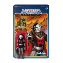 Masters of the Universe ReAction Actionfigur Wave 5 Hordak (Grey) (Exclusive) (10 cm)