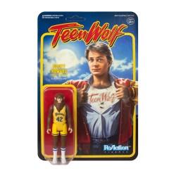 Teen Wolf ReAction Actionfigur Teen Wolf (Basketball) (10 cm)
