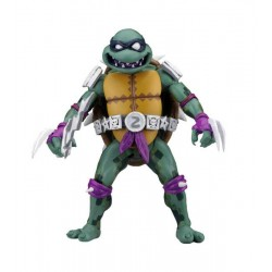 Teenage Mutant Ninja Turtles: Turtles in Time Serie 1 Actionfigur Slash (18 cm)